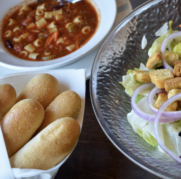 5 Vegan Olive Garden Menu Items And How To Order Them