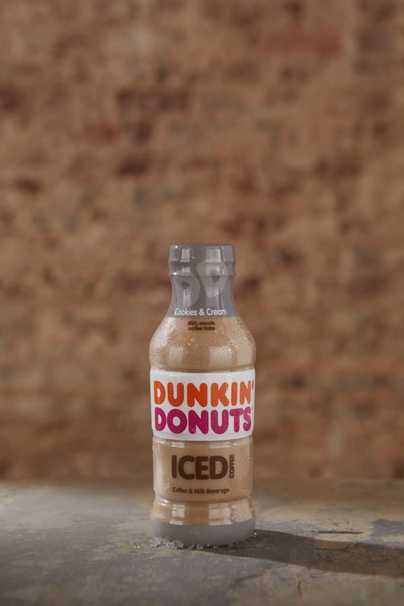 Dunkin Donuts Now Has Cookies Amp Cream Iced Coffee