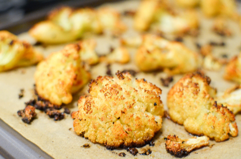 This Roasted Cauliflower Takes No Effort to Make