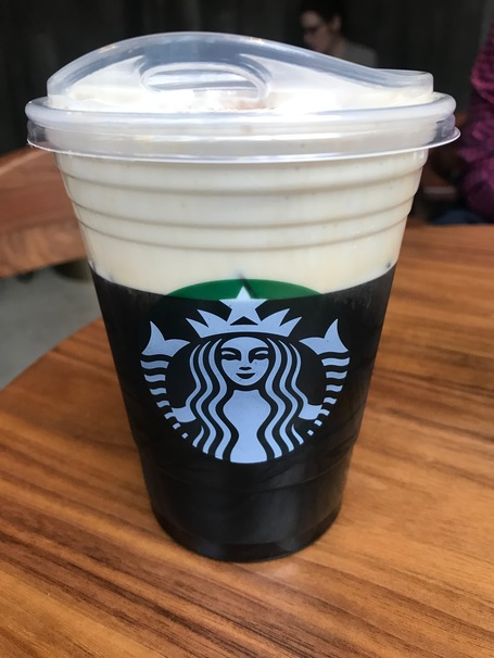 Starbucks Is Launching Cold Foam And You Can Add It To Any