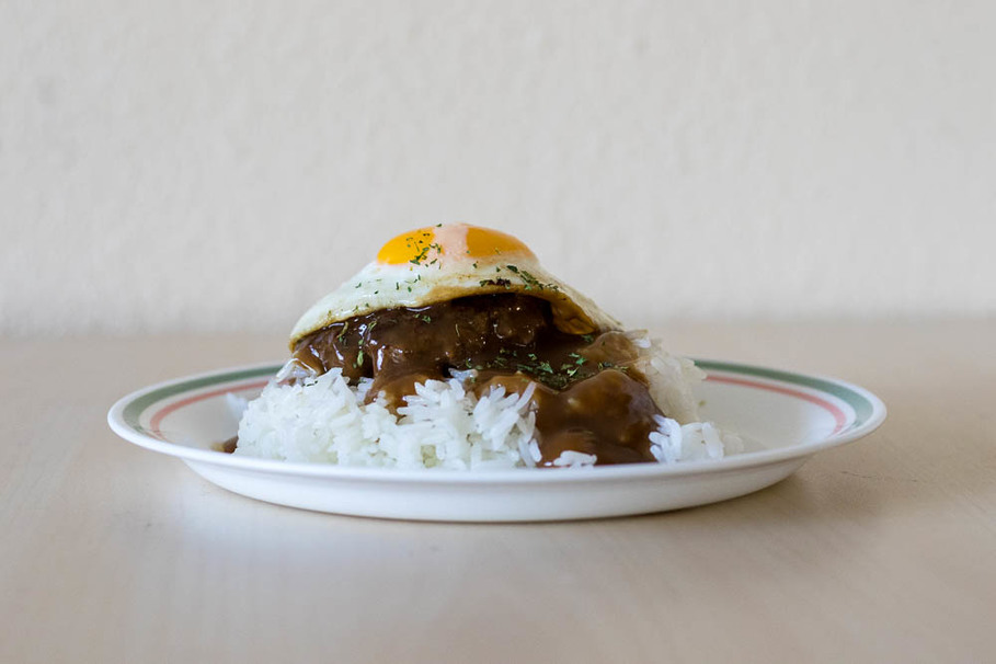 Relax With the Hawaiian Flavors of the Loco Moco