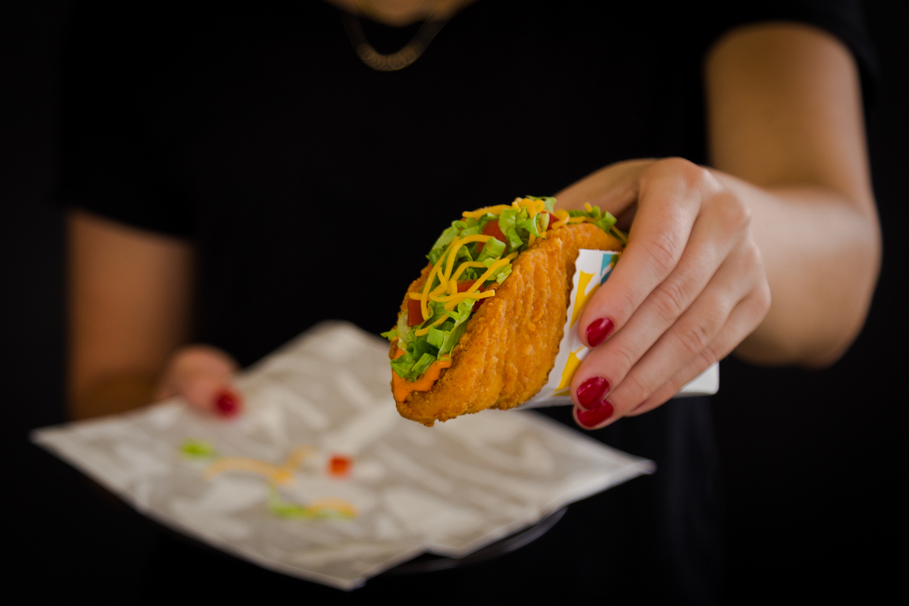 Taste test: Taco Bells new naked chicken chalupa is