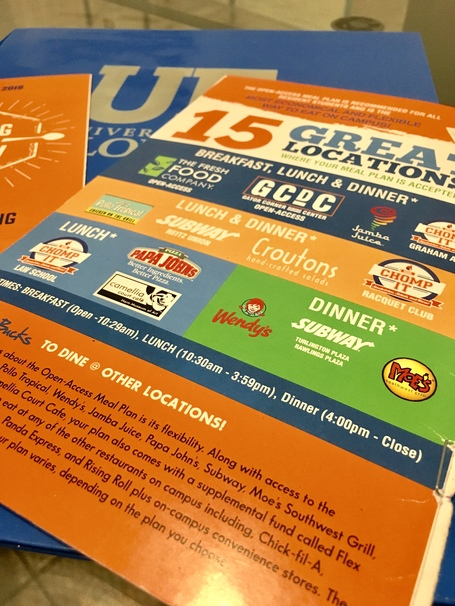 Which University of Florida Meal Plan is Right For You?