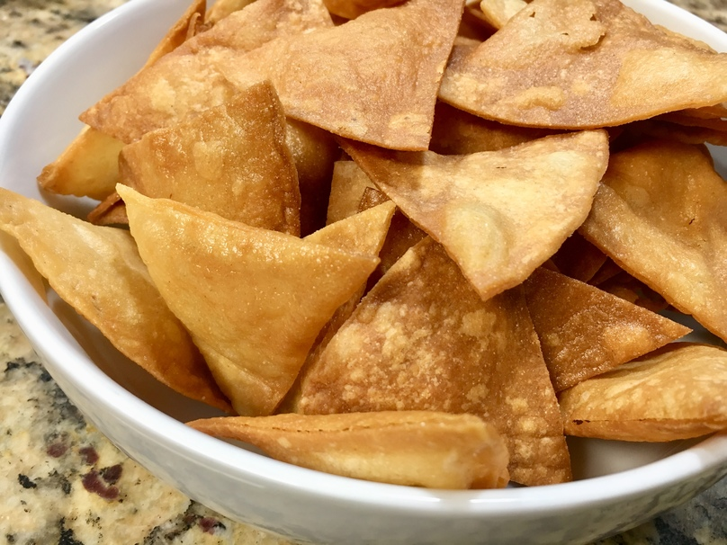 Here's How to Make Your Own Tortilla Chips in a Pinch