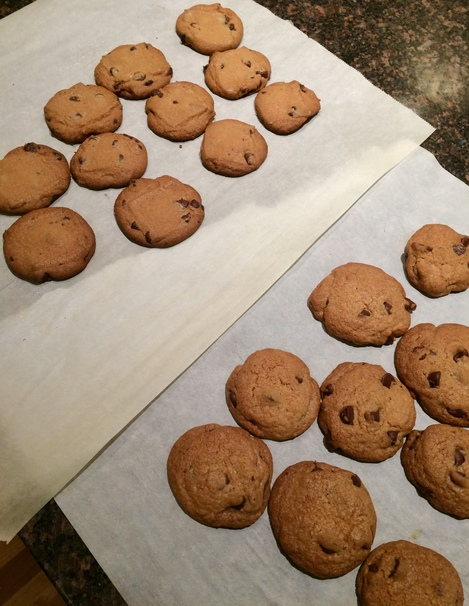 We Taste Tested Homemade And Premade Nestle Toll House Cookies To See The Difference
