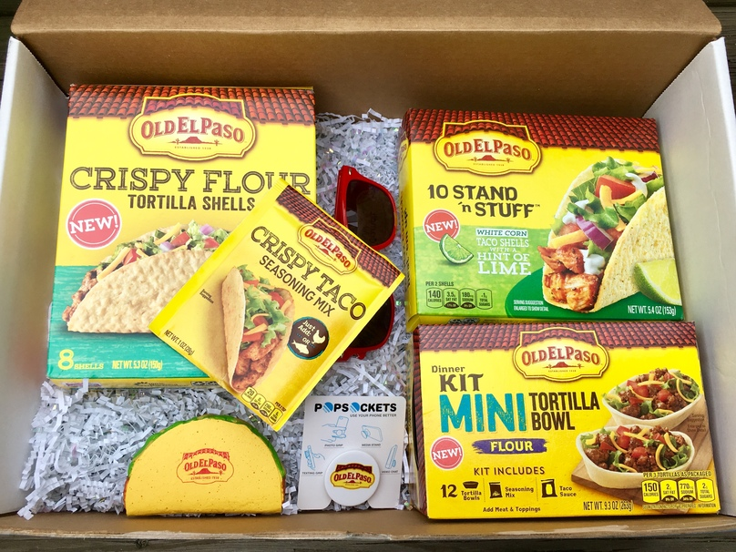 Old El Paso S Latest And Greatest Additions To Taco Night