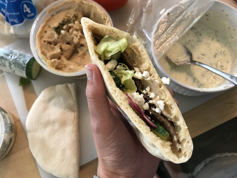 How To Make High Quality Gyros Using Only Trader Joe's Ingredients