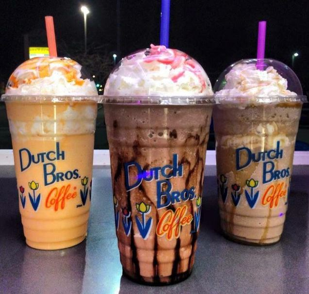 Tricks To Make Your Favorite Dutch Bros Coffee Menu Drinks Healthier