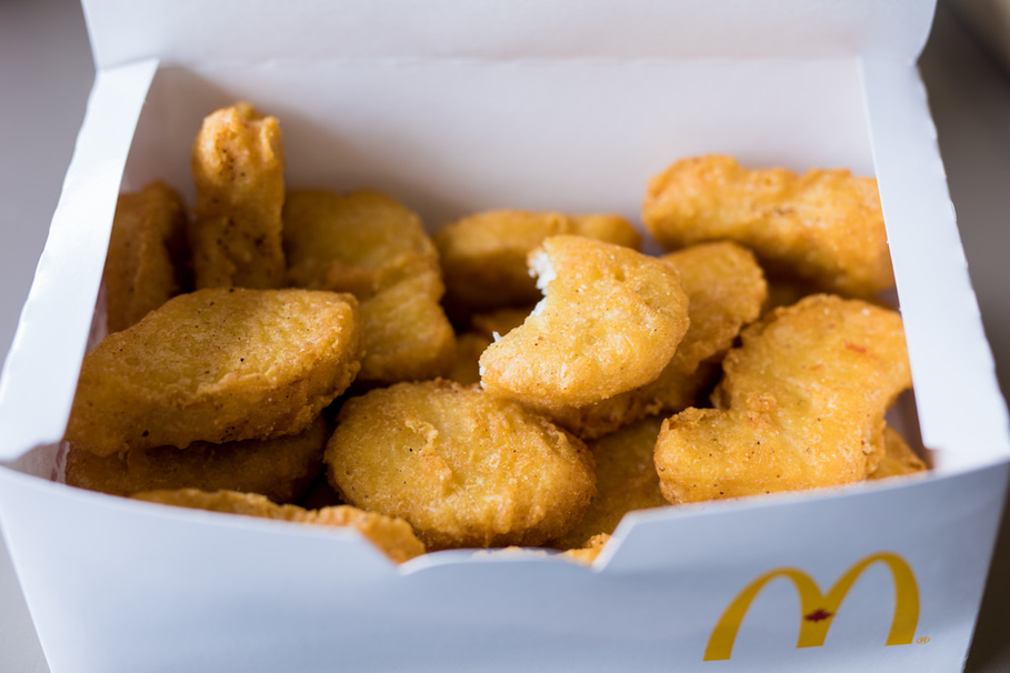 The Fast Food Chicken Nuggets You Should Eat Based On Your Zodiac Sign