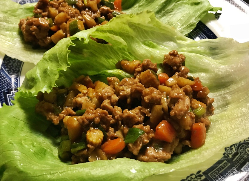 Cheap&Healthy Lettuce Wraps