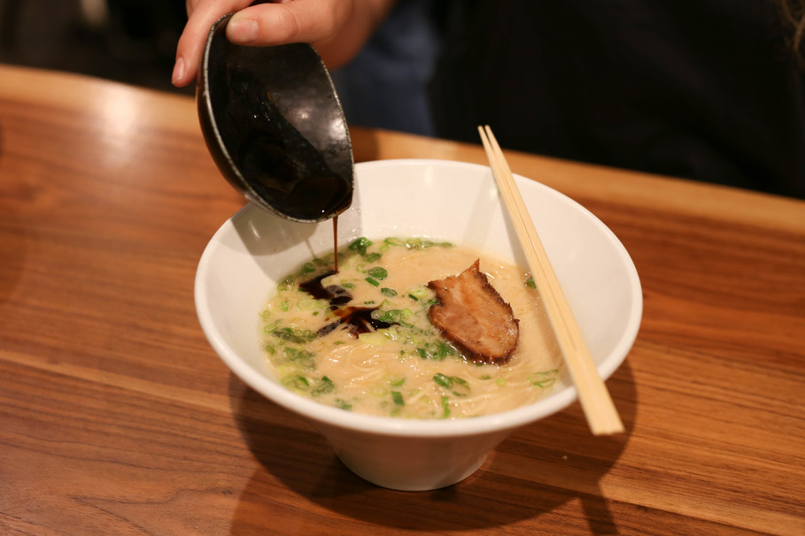 Black Garlic Oil Is What Your Ramen Has Been Missing