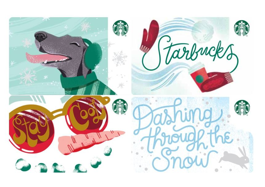 Starbucks Holiday Merchandise Is Now In Stores