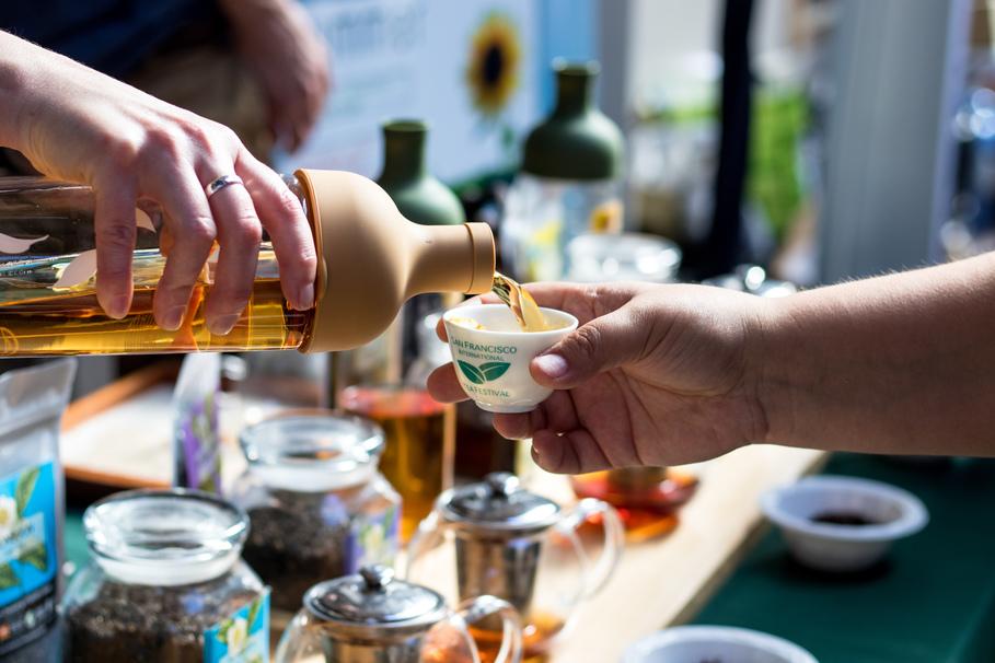 SF International Tea Festival: A Celebration of Tea Culture