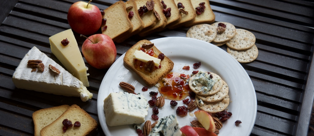 How to Create an Epic Cheese Platter Under $30 Using Only Stuff Found at Trader Joe's