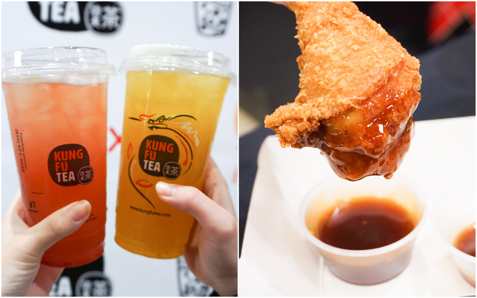 Here's How to Win Free Boba and Fried Chicken for a Year