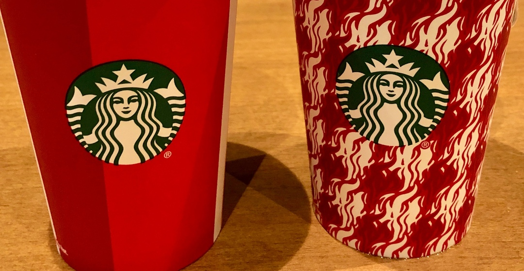 A Ranking of Starbucks Holiday Drinks Based on Calories