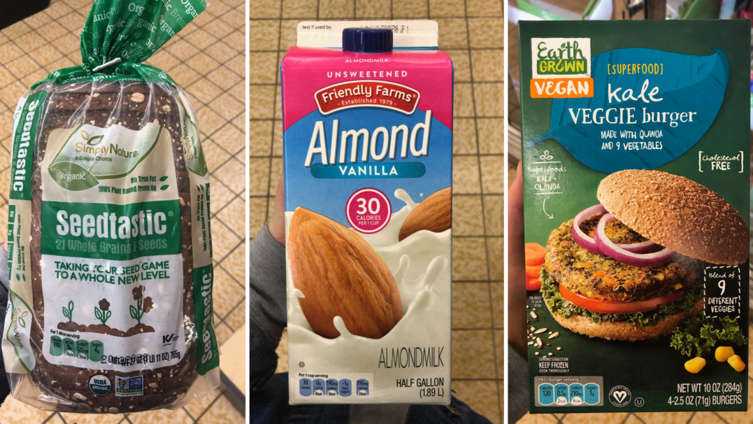 10 Affordable Vegan Products You Can Buy At Aldi