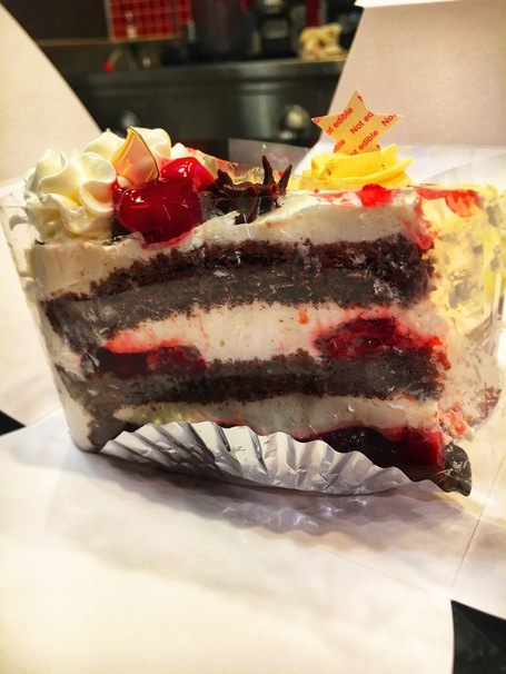 Best pastries to buy at 85 degrees bakery