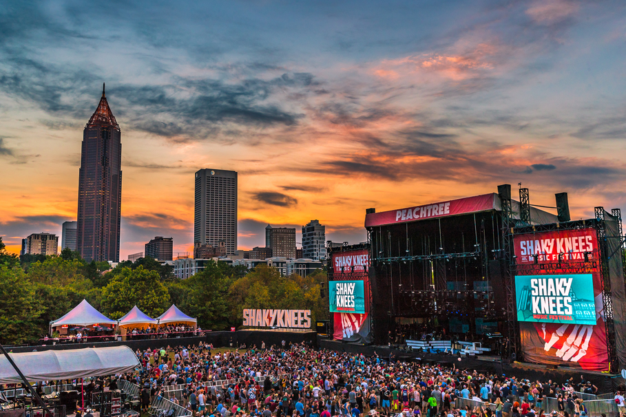Atlanta's Best Summer Music Festivals are Almost Here!