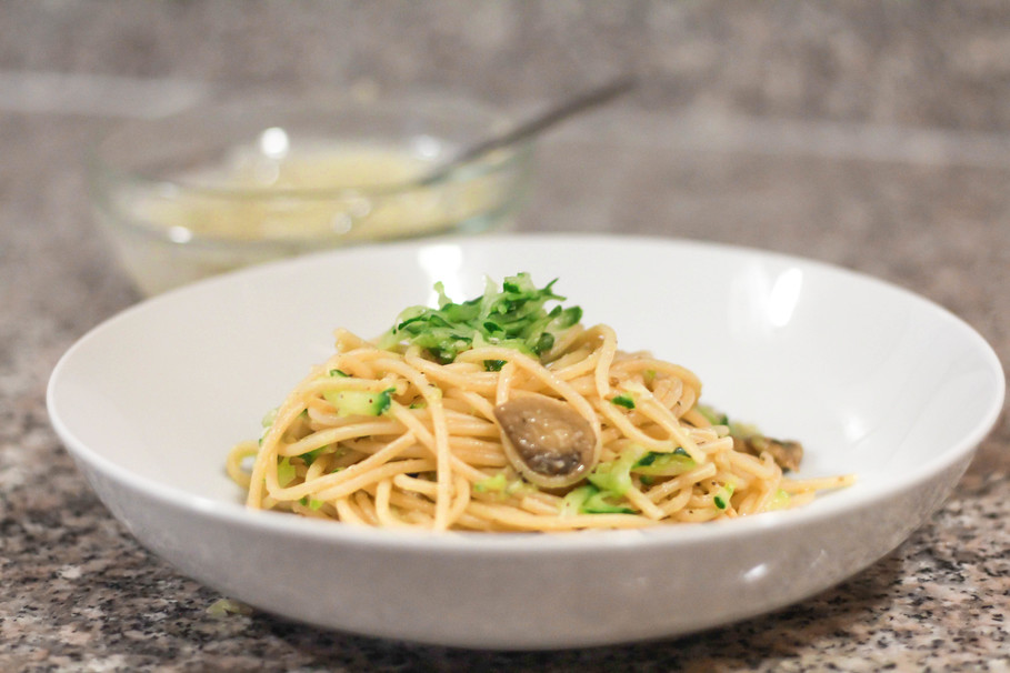 Impress Your Friends With This P.F. Chang's Garlic Noodles Recipe