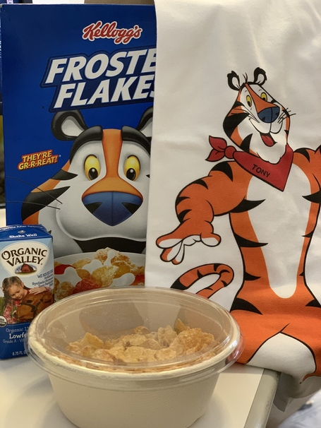 Kellogg's National Cereal Day-Inspired T' Kill the Nostalgia Game