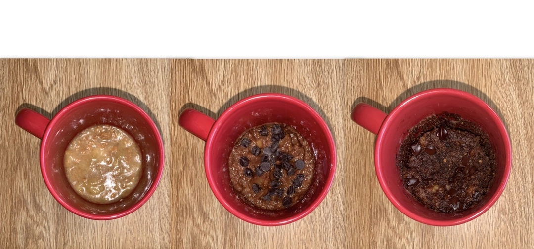 The Easiest Dorm-Friendly Paleo Chocolate Mug Cake