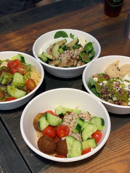 Meze Feta Is Now Open at Third Year