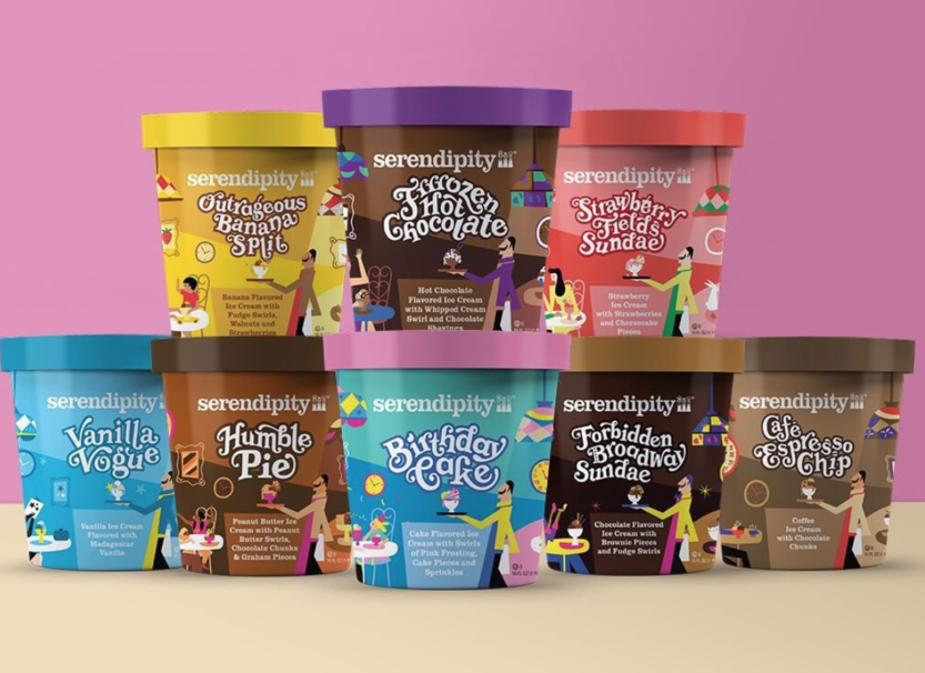 Your Life Will be Changed When You Try Serendipity Ice Cream Pints