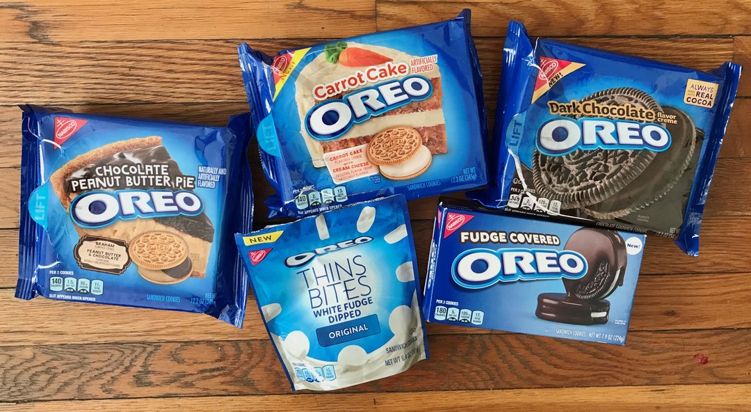 New Oreo Flavors In 2019 You Have To Try So Far