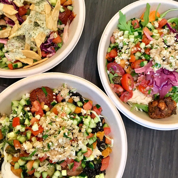 Move Over Chipotle, Cava is the new BYOB in Town.