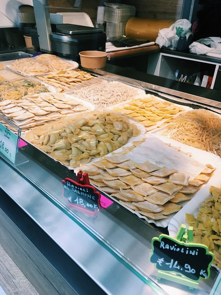 The Delicious, Hidden Pasta-bilities in Rome