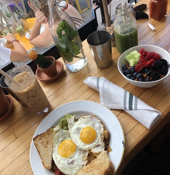 New York City: The Must Try Brunch Spots