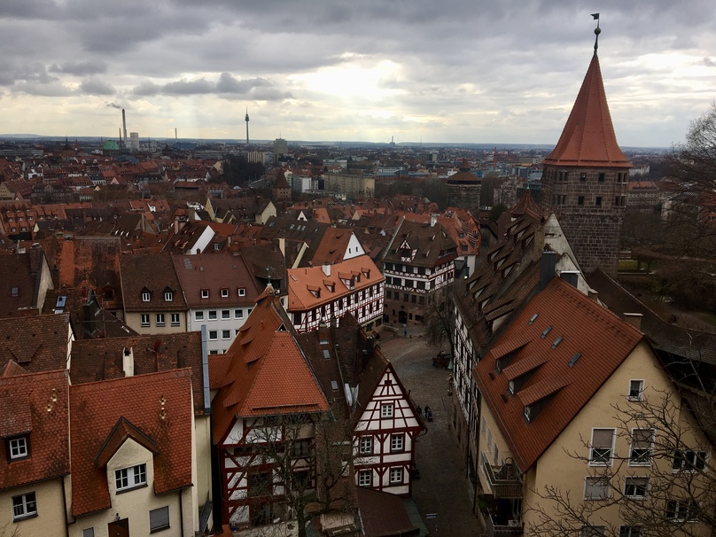 How to Eat Your Way Through Nuremberg, Germany in Three Days or Less