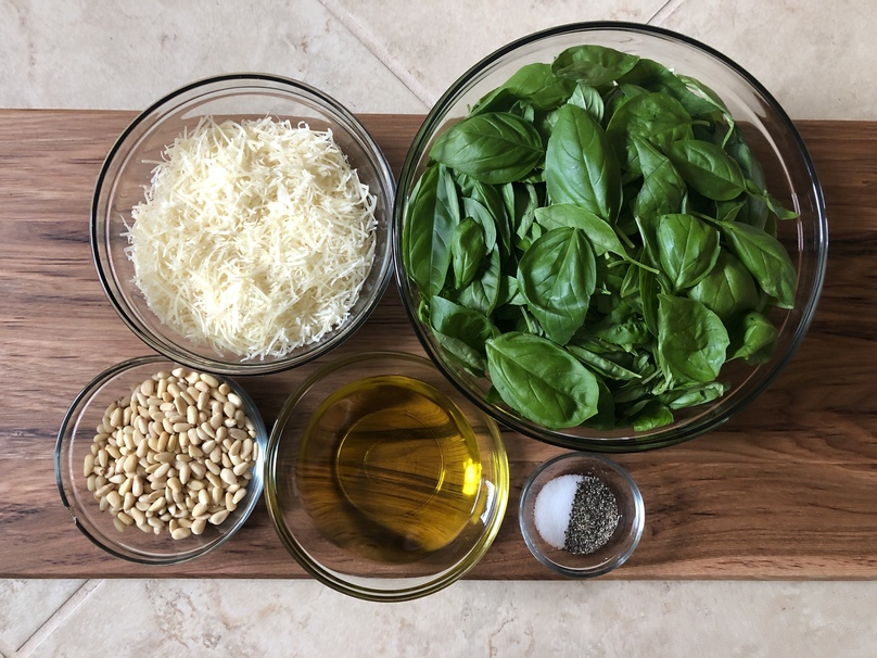 Fresh Basil Pesto: From Garden to Table in Minutes