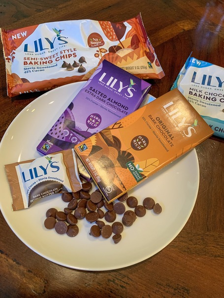 Why Lily's Sweets is your new Hershey's Healthy Chocolate