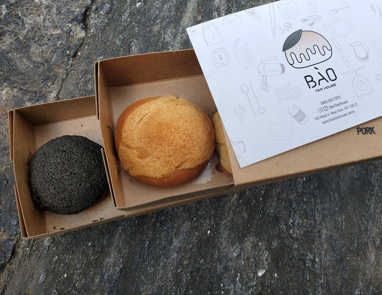Savory or sweet? Why not get both from Bào Tea House's New Location?