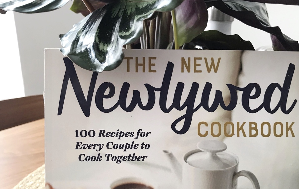 The New Newlyweds Cookbook Is For Everyone