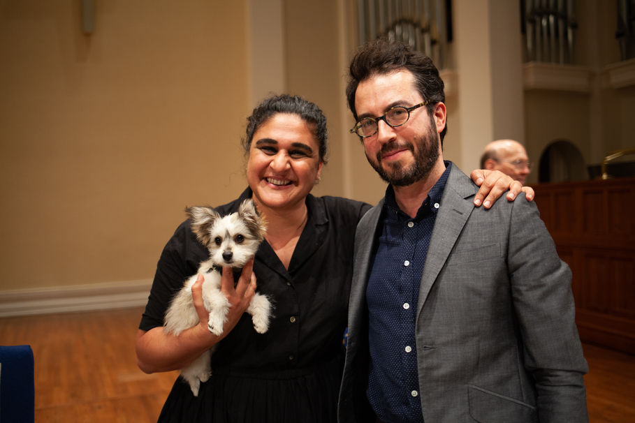 We Are the Weather: Samin Nosrat and Jonathan Safran Foer Talk Breakfast and the Butterfly Effect