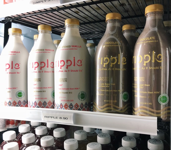An Honest Review of Ripple Dairy-Free Milk, Now Sold at WashU's Paws and Go Market