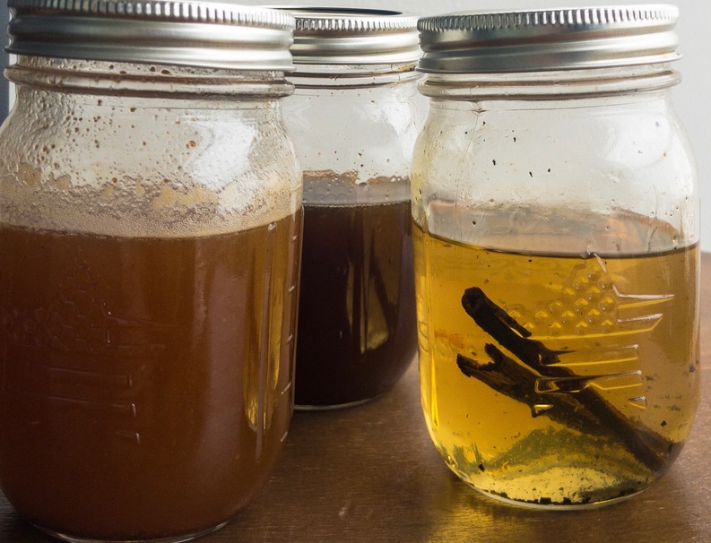 These 3 Simple Syrups Will Add A World Of Flavor To Your Coffee
