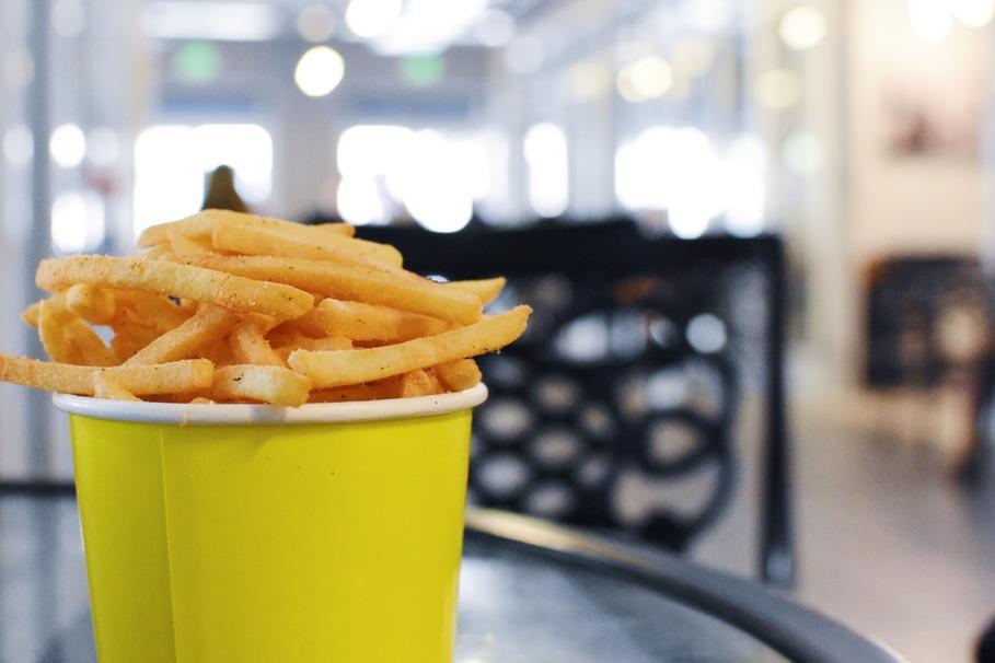 Potato Hub Uf Students New French Fry Paradise