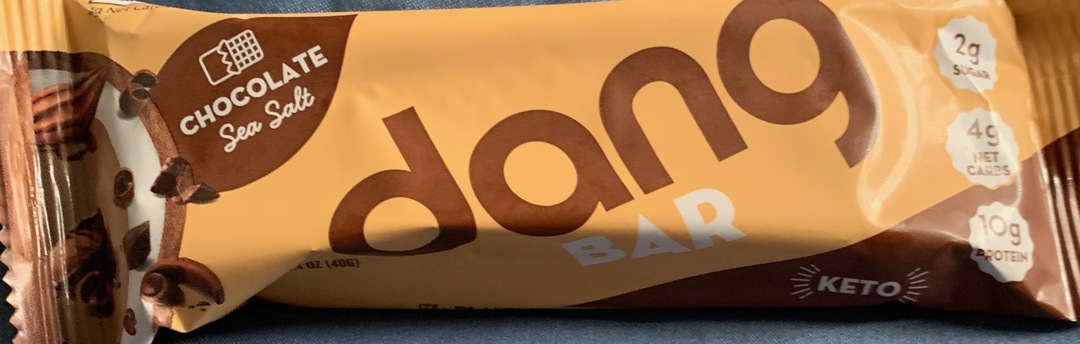 Dang Bars: A Quick & Healthy Snack