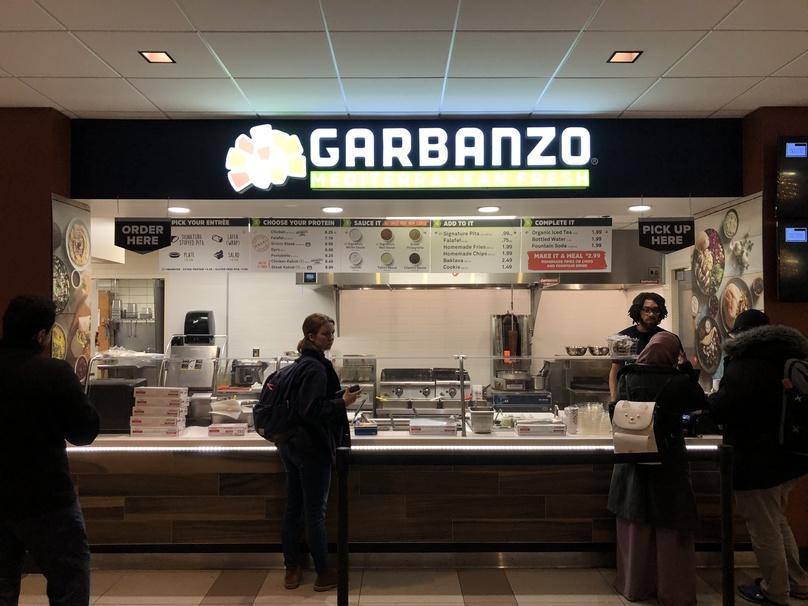 Garbanzo: SLU's New On-Campus Restaurant Reinventing Mediterranean Food