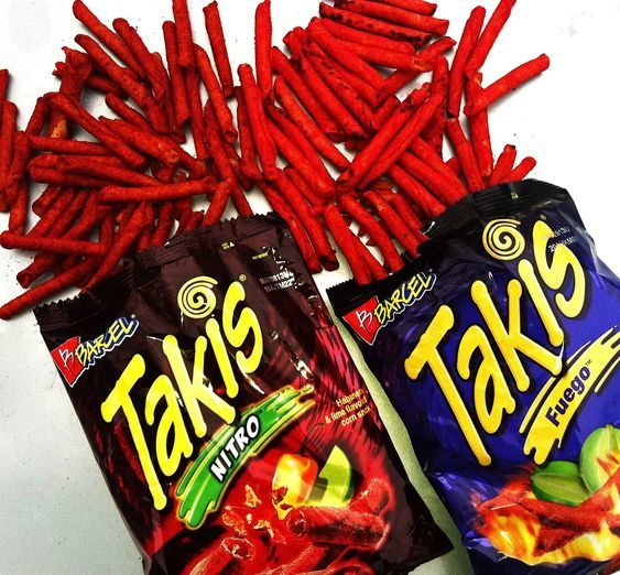Spice Up your Meals with Takis