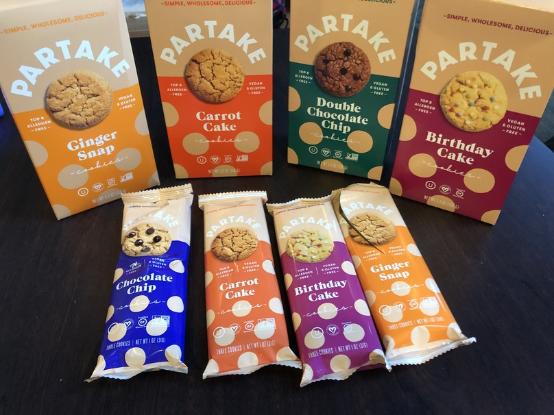 Partake Cookies Are Here to Solve All of Your Allergy-Related Problems
