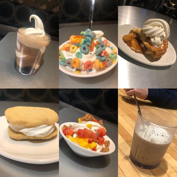 6 Ways to Spice Up Dining Hall Ice Cream