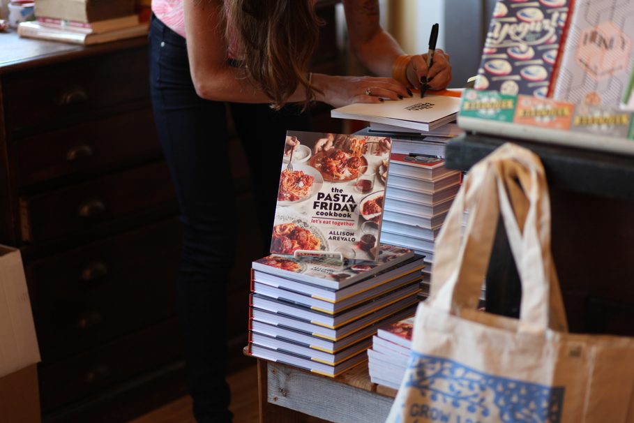 Saved from Sauces: Allison Arevalo's Ultimate Guide to Pasta Dinners