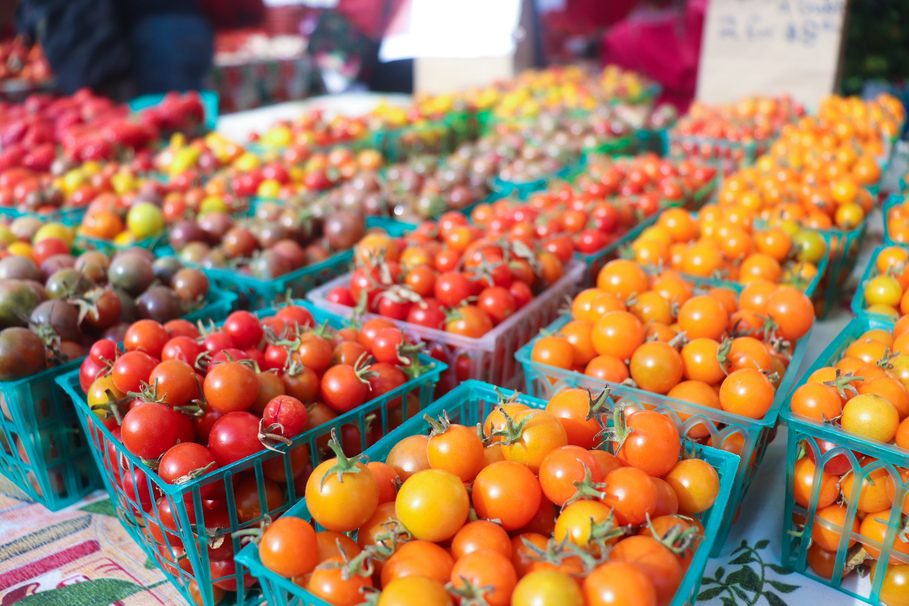 A Guide to the Downtown Berkeley Farmers' Market