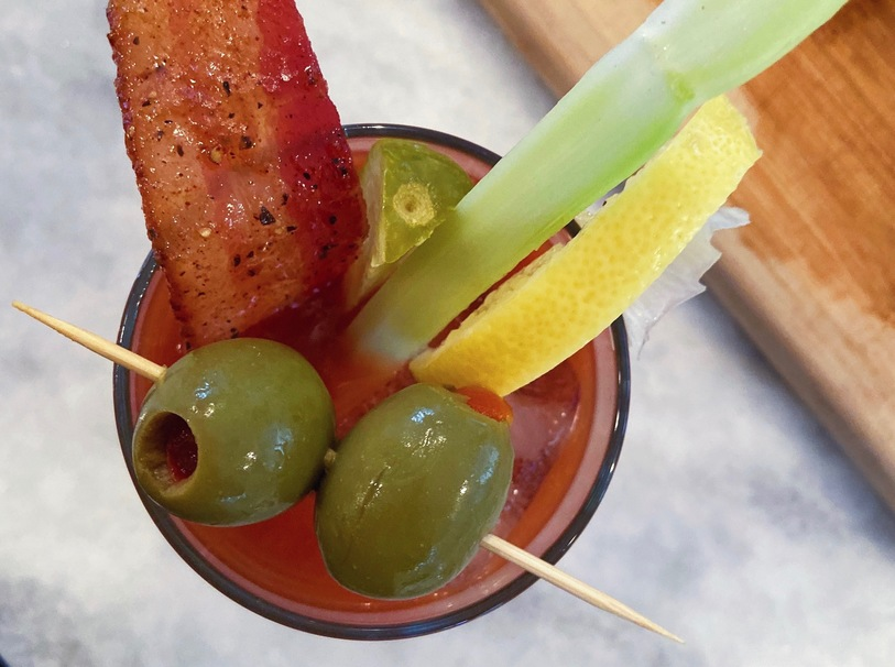 The Perfect Bloody Mary Recipe To Sip On During New Year's Day