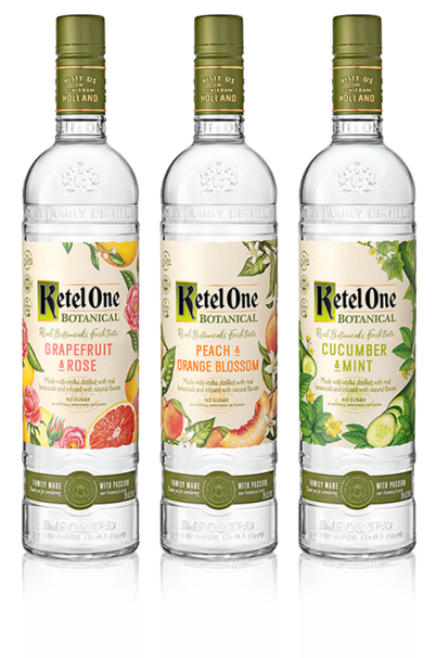 Winter Citrus Trends, As Told By Ketel One Botanical